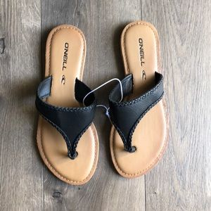 ✨NEW✨O'Neill Slip On Sandals Size 6